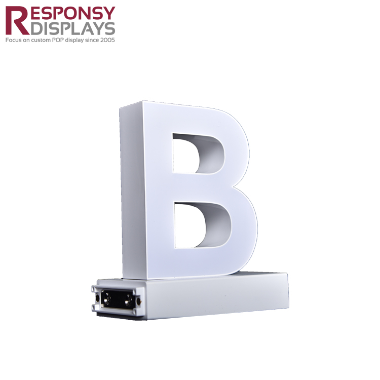 Wholesale Flexible Innovatory Channel Letter Outdoor Signage